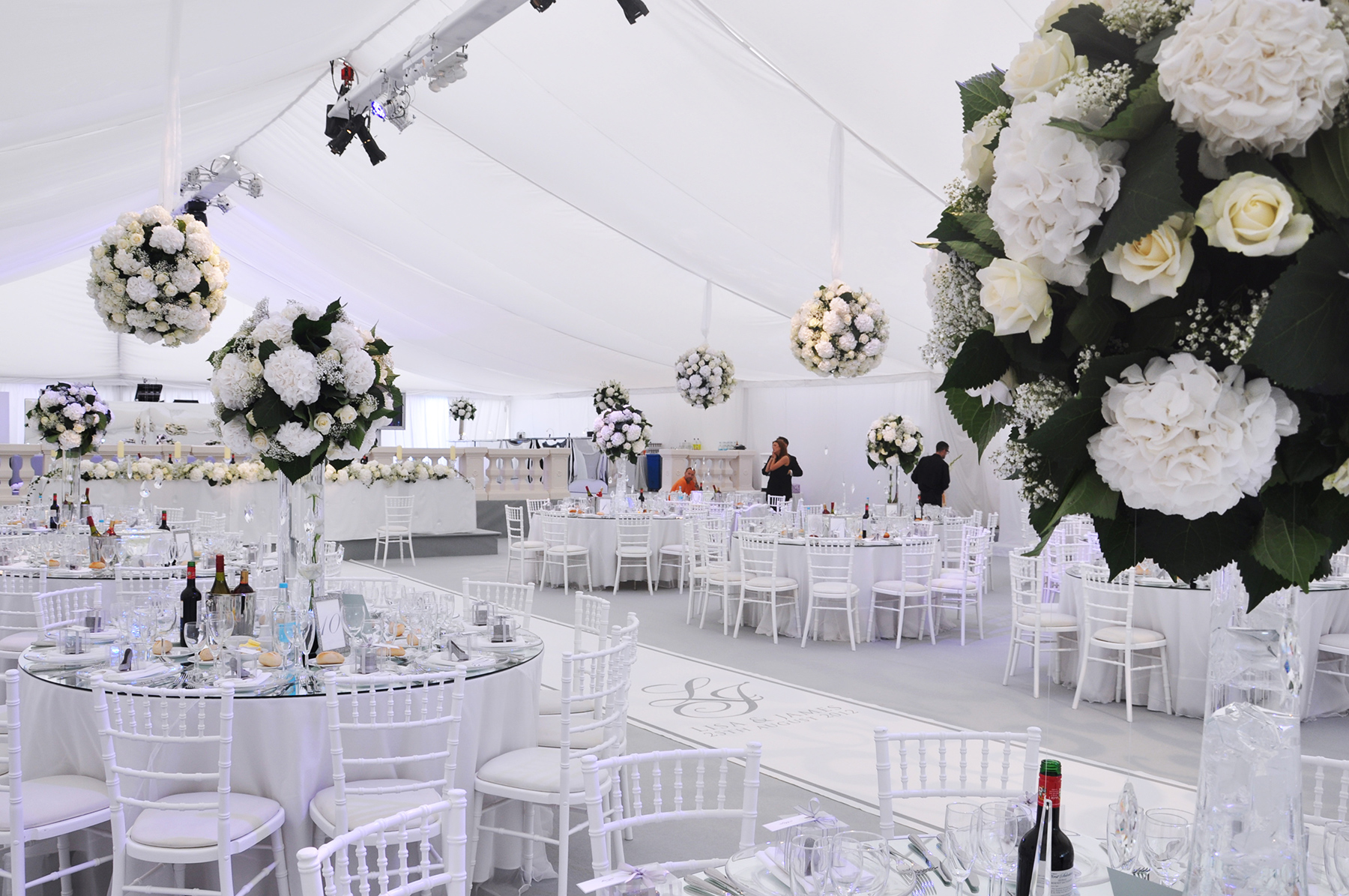 Wedding Marquee Hire Marquee Venue Styling The Perfect
